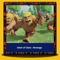 Clash of Clans - Revenge