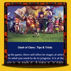 Clash of Clans - Tips And Tricks