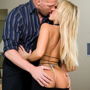 Dirty Brook Belle Takes A Big Cock