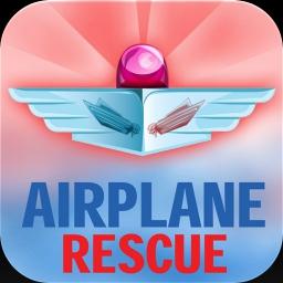 Rettung aus dem Flugzeug