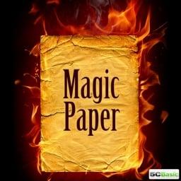Magisches Papier