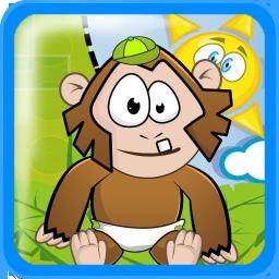 Bananowa małpka