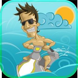 Jet Ski Rider - I Am Bored