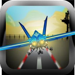 Airforce Notlandung