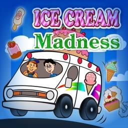 Eis Creme Wahnsinn