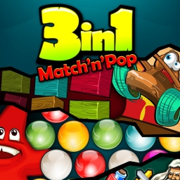 3-in-1 Match N Pop