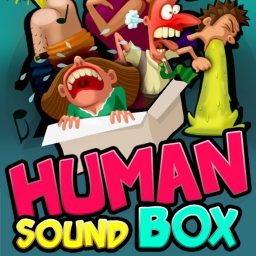 Menschliche Soundbox