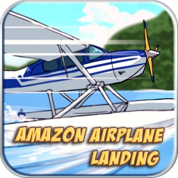 Amazon Flugzeuglandung