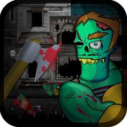 Zombie Kämpfer