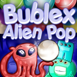 Bubblex Alien Pop