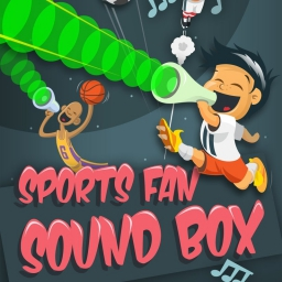 Sports Fan sound box