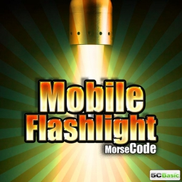 Mobile Flashlight Morse Code