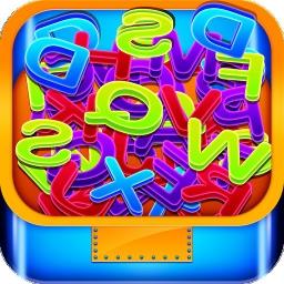 Buchstaben Wahnsinn - Wortsuch Edition