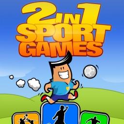 2 In 1 Sportspiele