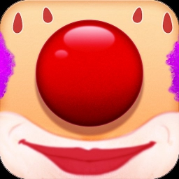 Echter Clownsstand