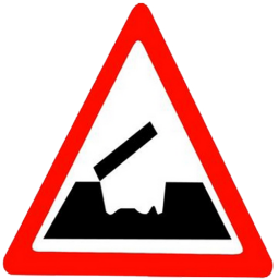 Road Sign Bridge