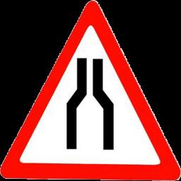 Straßenschild Bahnen