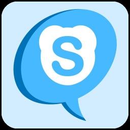 Pacchetto divertente Skype