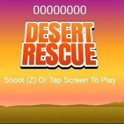 Akcja ratunkowa na pustyni