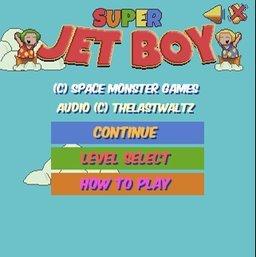 Super Jet Boy