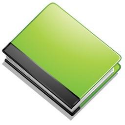 Grüner Bücher