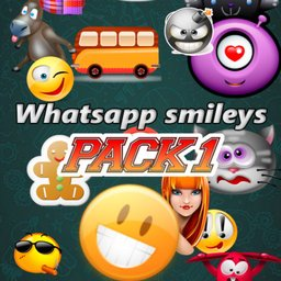 Whatsapp Smiley Pack