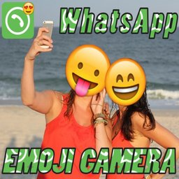 WhatsApp Emoji Camera