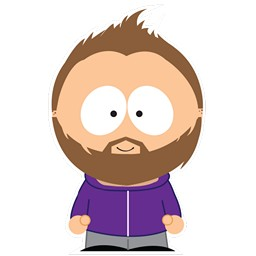 South Park Beardy