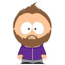 Il barbuto di South Park