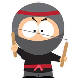 South Park Nunchuka