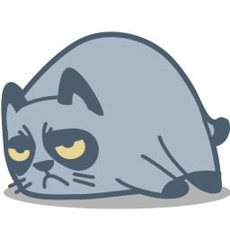 Zsémbes macska