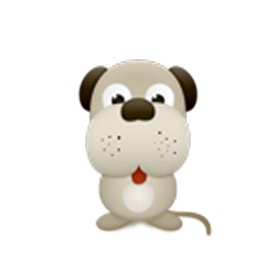 Hund Süß