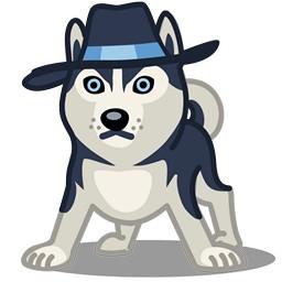 Dog Haski
