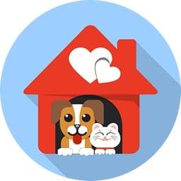 Hund Haus Der Liebe
