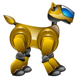 Robotisches Haustier