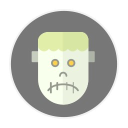 Horror Zombie Frankenstein