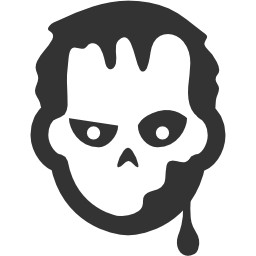 Zombie sciolto horror
