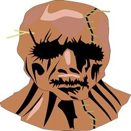 Horror Zombie Rotten