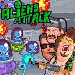 Alien Attacke