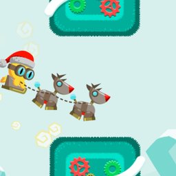 Flappy Cat Christmas