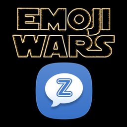Zalo Emoji Wars Sticker