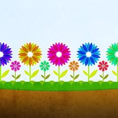 Sommer Blumen
