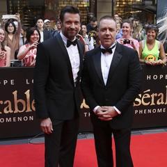 Hugh Jackman Und Russell Crowe