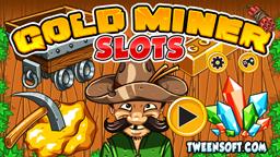 Slot machine minatore d'oro