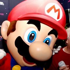 Mario and Charles Martinet