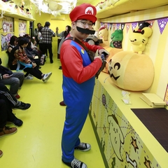 Mario Halloween Costume