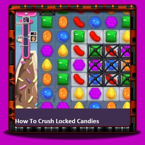 Candy Crush Saga Locked Candies