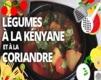 Recettes de l'été : des légumes à la mode kényane