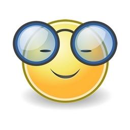 Genie-Smiley