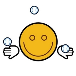 Jonglier-Smiley